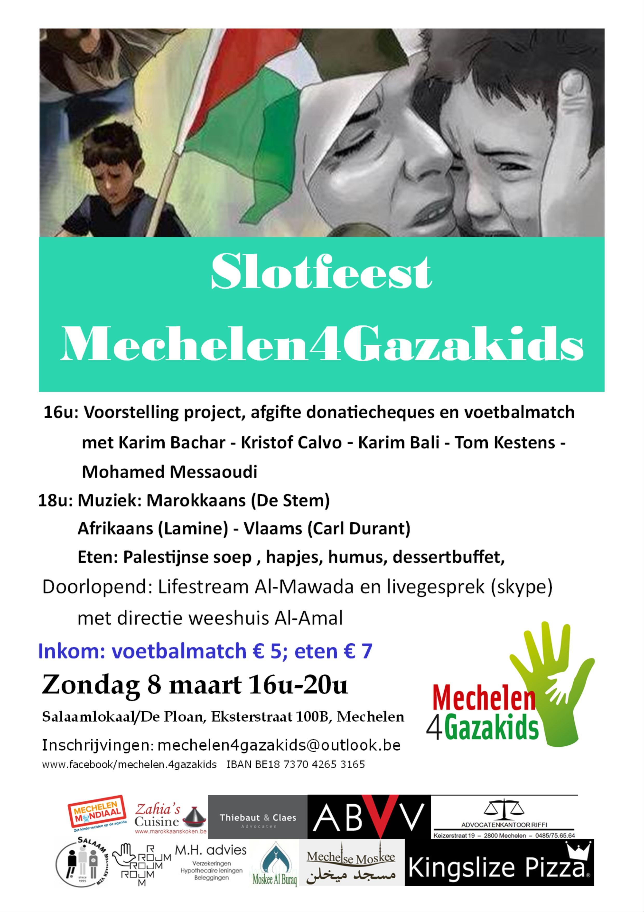 Mechelen4GazaKids