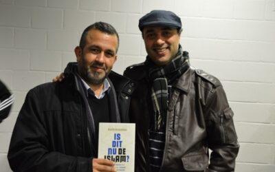 Dialoogavond met Khalid Benhaddou